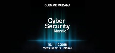 Netum Cyber Security Nordicissa 10.-11.10.