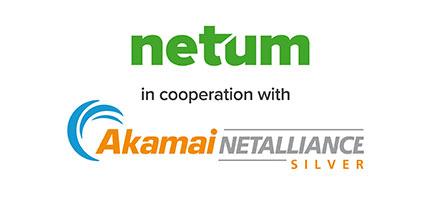 Netum ja Akamai Technologies Inc. julkistaa yhteistyösopimuksensa Suomessa