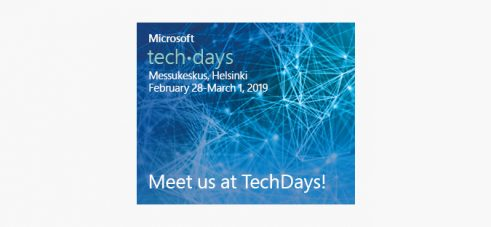 Microsoft TechDays 2019
