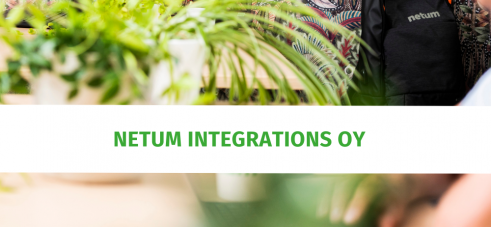 AgentIT Finland Oy on 1.1.2021 alkaen Netum Integrations Oy