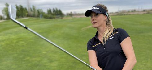 Netum yhteistyöhön golfpelaaja Sanna Nuutisen kanssa