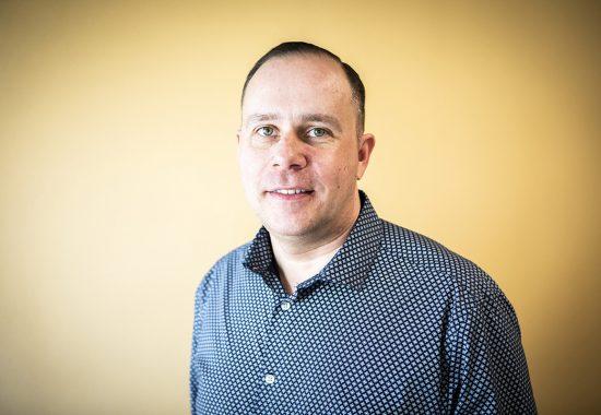 Antti Rauhalan työ on sopiva yhdistelmä ihmisiä ja teknologiaa